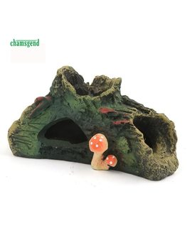 Chamsgend Hot Sale Resin Simulation Deadwood Aquariums Decorations Fish Tank Aquarium Accessories Decoration 1 Pc by Chamsgend