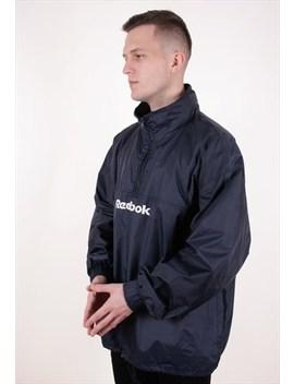 90s Vintage Reebok Shell Anorak Jacket Aa8789 by Reebok