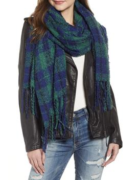 Emerson Plaid Scarf by Free People
