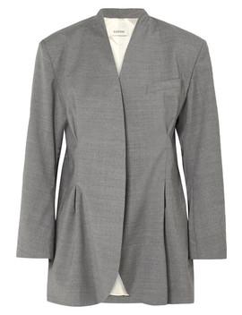Wool Blend Blazer by Totême