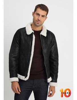 Fake Shearling Jacket   Kunstlederjacke by Lindbergh