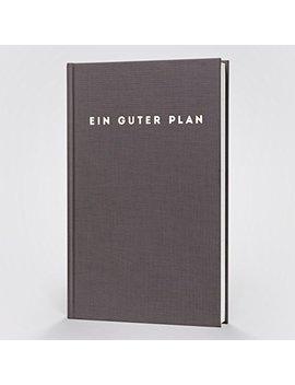 Ein Guter Plan 2019: Das Original Bekannt Aus Presse & Tv. Ganzheitlicher Terminkalender Für Mehr Achtsamkeit Und Selbstliebe (Anthrazit 2019) by Amazon