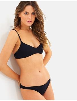 Sol Searcher Bralette Bikini Top by Billabong