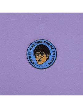 Louis Theroux Hard Enamel Pin /// Lapel Button Badge British Television Documentary Funny Quote Political Pins Badges Gift Uk by Etsy
