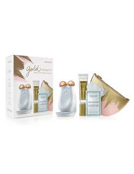 Gold Trinity® Complete Skin Toning Collection by Nu Face