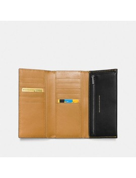 Slim Trifold Wallet by Coach