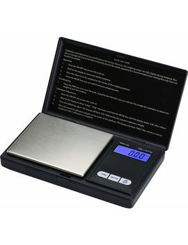 Smart Weigh Sws100 Elite Series Digital Pocket Scale, 100g By 0.01g, Black by Amazon