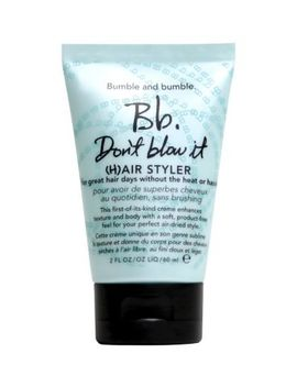 Bumble And Bumble Don't Blow It 60ml by Bumble And Bumble