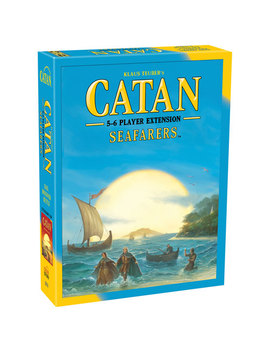 Catan: Seafarers   5 To 6 Player Extension by Catan