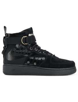 Sf Air Force 1 Mid Top Sneakers by Nike