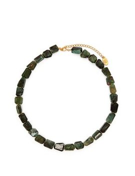 Libertad Beaded Necklace by Elise Tsikis