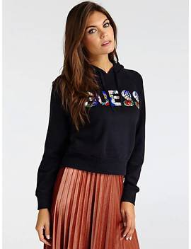 Logo Hoodie by Guess