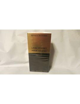 &Nbsp;Sealed In Box Issey Miyake Noir Ambre Pour Homme 100 Ml 3.3 Oz Edp For Men by Ebay Seller