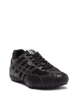 Snake Lace Up Sneaker by Geox