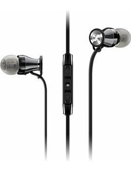 Sennheiser Momentum 2.0 In Ear Headphones (Android)   Black/Chrome by Sennheiser