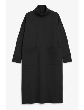 Tall Turtleneck Dress by Monki