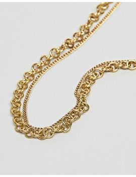 Made Double Chain Gold Necklaces by Made