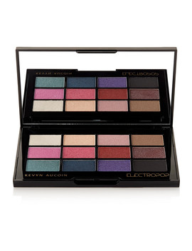 Electropop Pro Eyeshadow Palette by Kevyn Aucoin