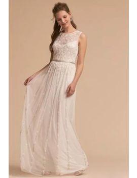 New Bhldn Eliza Dress Wedding Maxi Dress Us Sz 2 by Bhldn