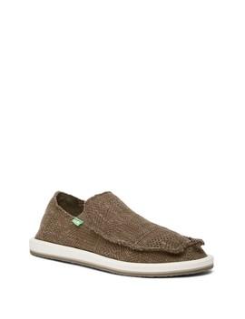 Yew Knit Slip On Sneaker (Men) by Sanuk
