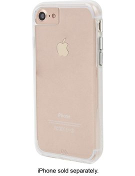 Ate   Naked Tough Case For Apple® I Phone® 6, 6s, 7 And 8   Transparent by Cas