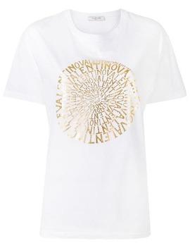 Multi Logo T Shirt by Valentino