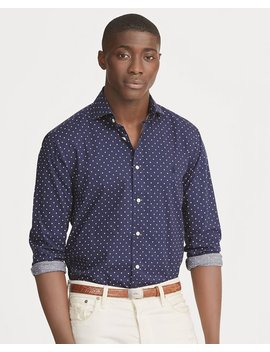 Classic Fit Polka Dot Shirt by Ralph Lauren