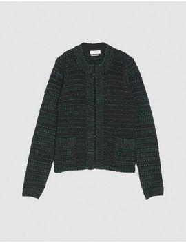 Tweed Cardigan by Sandro Eshop