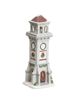 Holiday Time Clock Tower by Holiday Time