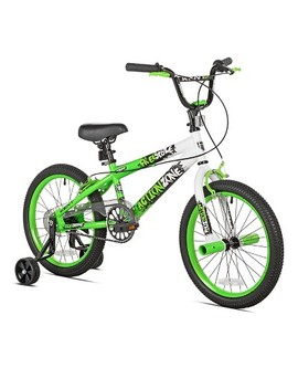 "Kids Kent Action Zone Bike   Green (18"") by Kent"