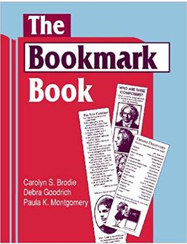 The Bookmark Book (Cut 'n Clip) by Amazon