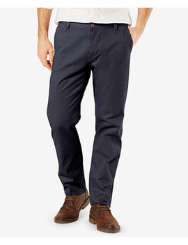 New Men's Alpha Athletic Fit All Seasons Tech Khaki Stretch Pants by Dockers