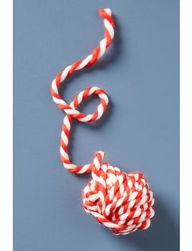 Candy Striped Wool Twine by Knot & Bow