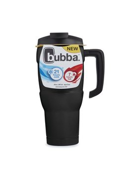 Bubba Hero Xl Vacuum Insulated Stainless Steel Travel Mug, 30 Oz., Licorice by Bubba Brands