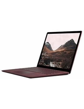 Microsoft Surface Laptop (Intel Core I7, 16 Gb Ram, 512 Gb)   Burgundy (Certified Refurbished) by Microsoft