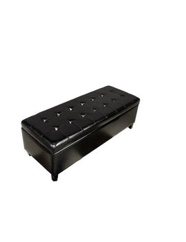 Warehouse Of Tiffany Faux Leather Storage Bench & Reviews by Warehouse Of Tiffany