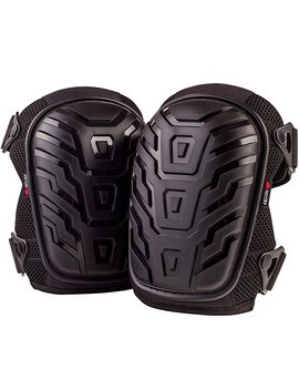 No Cry Professional Knee Pads With Heavy Duty Foam Padding And Comfortable Gel Cushion, Strong Double Straps And Adjustable Easy Fix Clips by Amazon