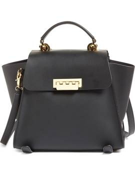 'eartha Iconic' Leather Backpack by Zac Zac Posen