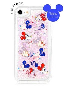 Disney X Skinnydip Mickey Glitter Case by Skinnydip