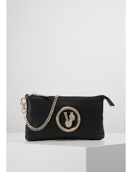 Round Chain Clutch   Clutches by Versace Jeans