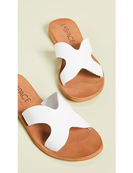 Los Slide Sandals by Cocobelle