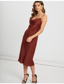 Brina Midi Dress by Calli