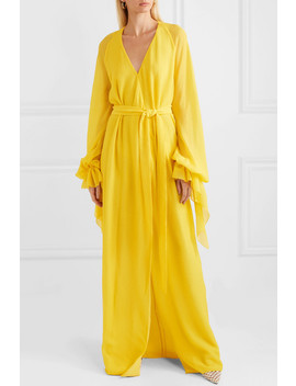 Swanson Silk Crepe Gown by Roland Mouret