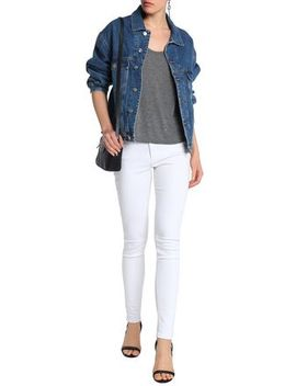 Distressed Denim Jacket by Iro