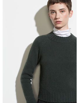 Shrunken Pullover by Vince