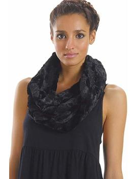[Shop Lev] Faux Fur Infinity Scarf/ Neck Warmer / Snood For Women And Men by Melody
