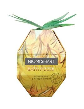 Niomi Smart Bath Fizzer   With Pineapple Extract by Niomi Smart