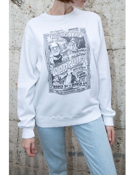 Erica Monster Movie Sweatshirt by Brandy Melville