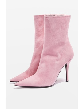 Hazzard Ankle Boot by Topshop