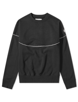 Cav Empt Tape Detail Crew Sweat by End.